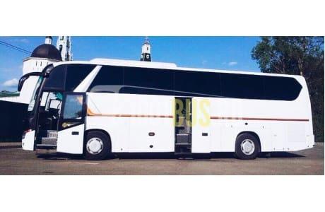 Заказ Автобус King Long (025) - фото автомобиля