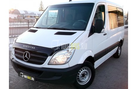 фотография Минивэн Mercedes-Benz Sprinter