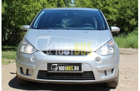 Заказ Минивэн Ford S-Max - фото автомобиля
