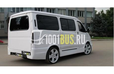 "Аренда Минивэн ГАЗ-2217 (""Баргузин"") - фото сбоку"