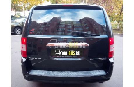 Заказ Минивэн Chrysler Town Country - фото автомобиля