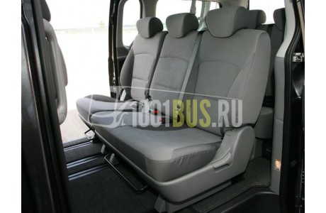 Заказ Минивэн Hyundai H-1 - фото автомобиля