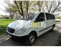 Минивэн Mercedes-Benz Viano Long