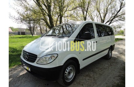 фотография Минивэн Mercedes-Benz Viano Long