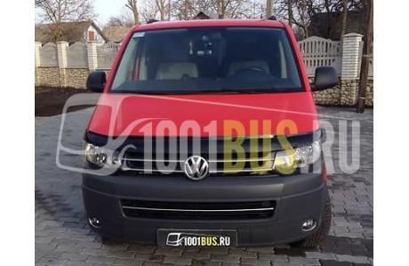 Аренда Минивэн Volkswagen Transporter - фото сбоку