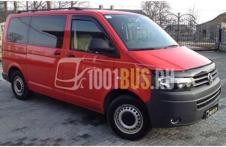 фотография Минивэн Volkswagen Transporter