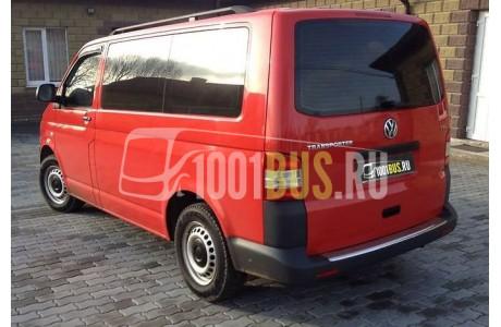Заказ Минивэн Volkswagen Transporter - фото автомобиля