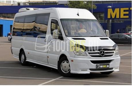 фотография Микроавтобус Mercedes Sprinter
