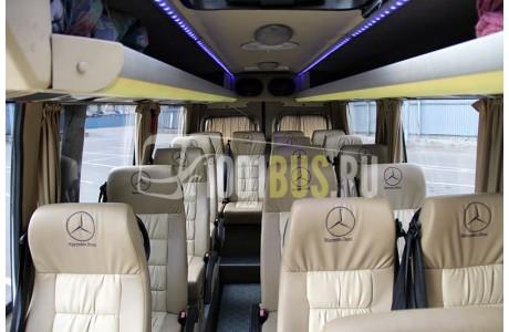 Аренда Микроавтобус Mercedes Sprinter  - фото сбоку
