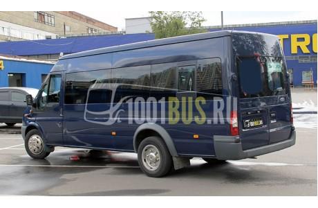 Заказ Микроавтобус Ford Transit - фото автомобиля