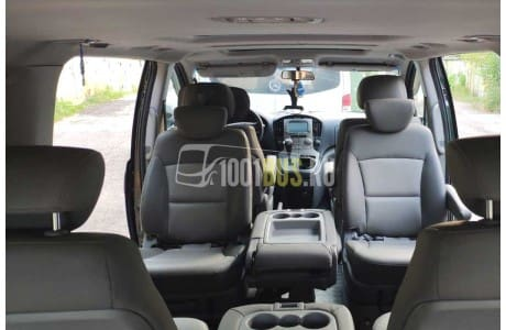 Заказ Минивэн Hyundai Grand Starex - фото автомобиля