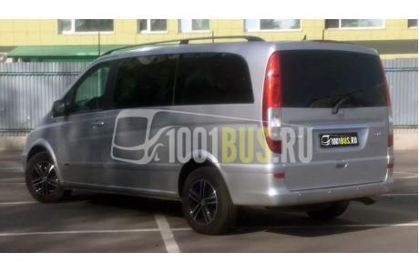 Заказ Минивэн Mercedes-Benz Viano - фото автомобиля
