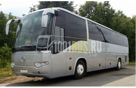 Аренда Автобус Higer (312) - фото сбоку