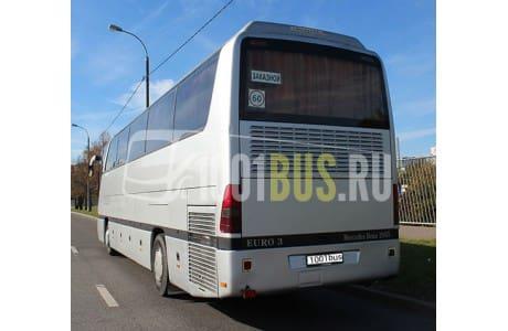 Аренда Автобус Mercedes Benz 2005 (113) - фото сбоку