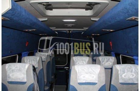 Аренда Микроавтобус Ford Transit (396) - фото сбоку