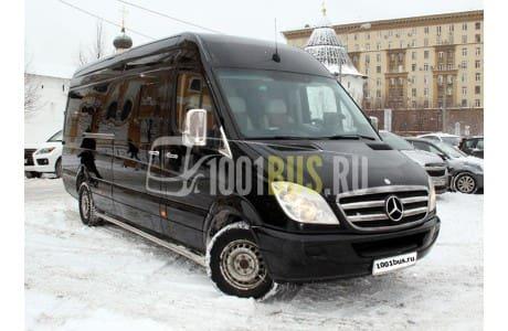 фотография Микроавтобус Mercedes Sprinter 515 (715)