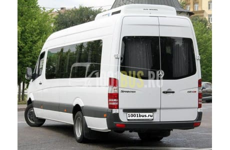 Заказ Микроавтобус Mercedes Sprinter 515 (122) - фото автомобиля