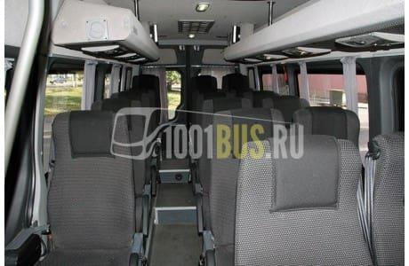Аренда Микроавтобус Mercedes Sprinter 515 (122) - фото сбоку
