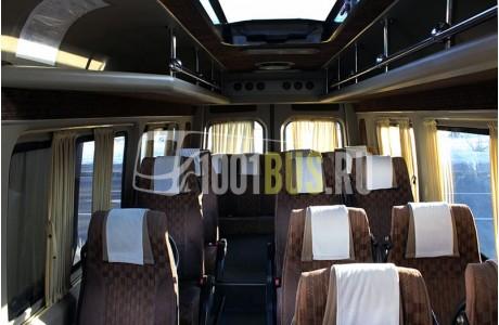 Аренда Микроавтобус Mercedes Sprinter 515 (797) - фото сбоку