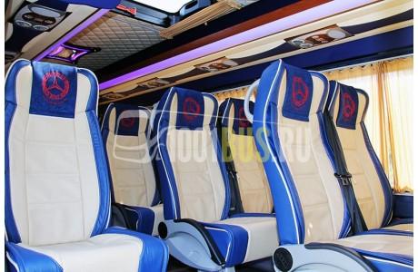 Заказ Микроавтобус Mercedes Sprinter 515 VIP (512) - фото автомобиля