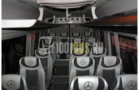 Аренда Микроавтобус Mercedes Sprinter 515 - фото сбоку