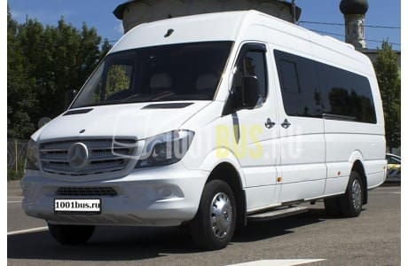 фотография Микроавтобус Mercedes Sprinter 515