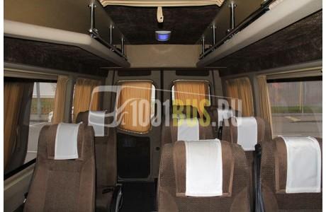 Заказ Микроавтобус Mercedes Sprinter 316 (238) - фото автомобиля