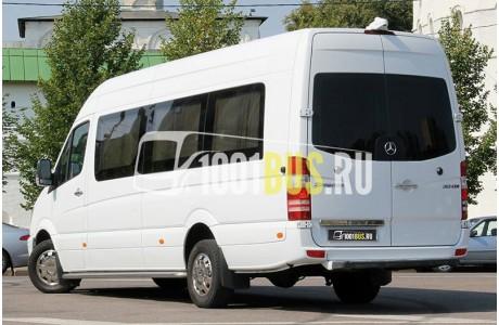 Аренда Микроавтобус Mercedes Sprinter 313 VIP (841) - фото сбоку