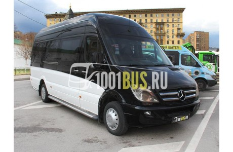фотография Микроавтобус Mercedes Sprinter 515 (878)