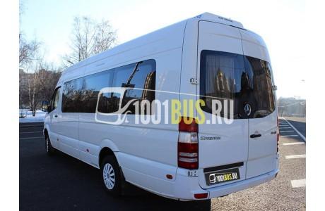 Заказ Микроавтобус Mercedes Sprinter 515 (797) - фото автомобиля