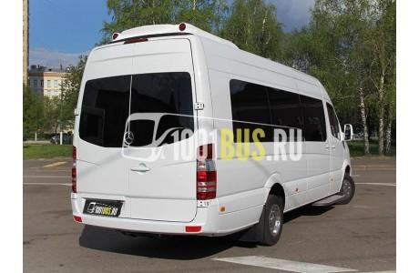 Аренда Микроавтобус Mercedes Sprinter 515 VIP (968) - фото сбоку