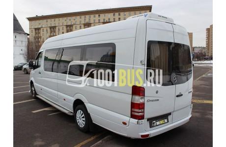 Аренда Микроавтобус Mercedes Sprinter 515 VIP (797) - фото сбоку