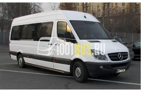 фотография Микроавтобус Mercedes Sprinter 316 (238)
