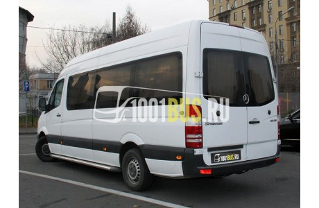 Аренда Микроавтобус Mercedes Sprinter 316 (238) - фото сбоку