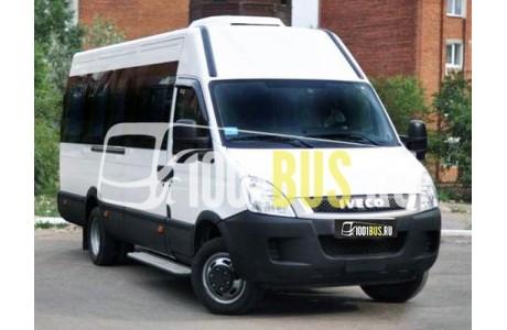 фотография Микроавтобус Iveco Daily (695)