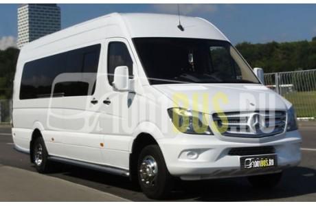 фотография Микроавтобус Mercedes Sprinter 515 VIP Restyling