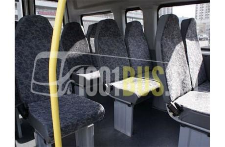 Заказ Микроавтобус Maxus Trumpf Junior - фото автомобиля