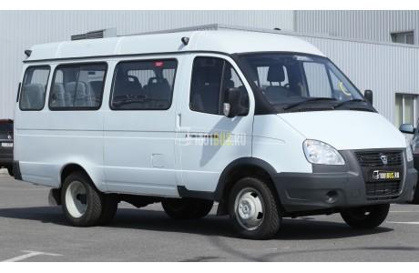 фотография Микроавтобус ГАЗ-322132 «Газель»