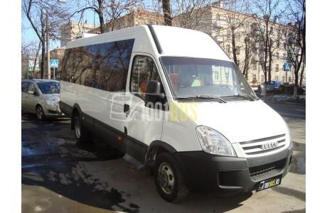 фотография Микроавтобус Iveco Deily