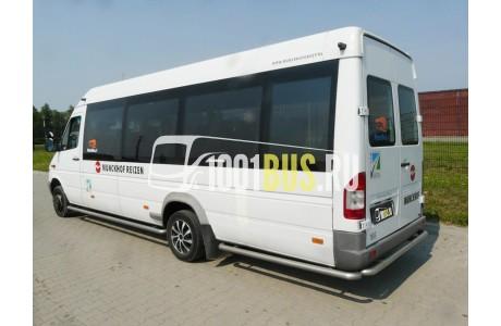 Заказ Микроавтобус Mercedes-Benz Sprinter 413 CDI - фото автомобиля