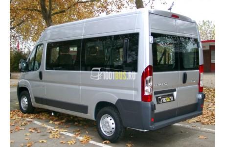 Аренда Микроавтобус Peugeot Boxer - фото сбоку