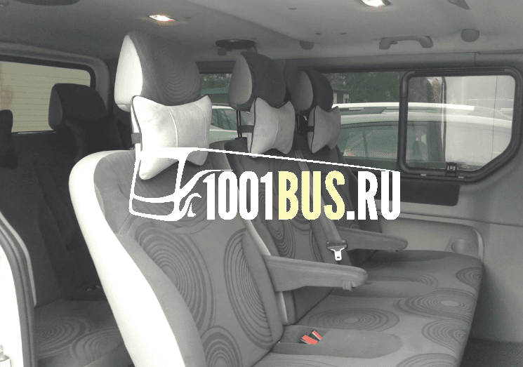 1001 автобус аренда