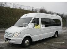 Микроавтобус Mercedes Sprinter 515 VIP