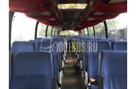 Аренда Автобус Mercedes-Benz (955) - фото сбоку