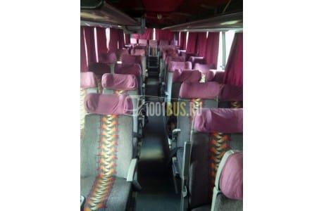 Аренда Автобус MAN - фото сбоку