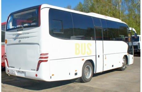 Аренда Автобус Higer KLQ 6885Q - фото сбоку