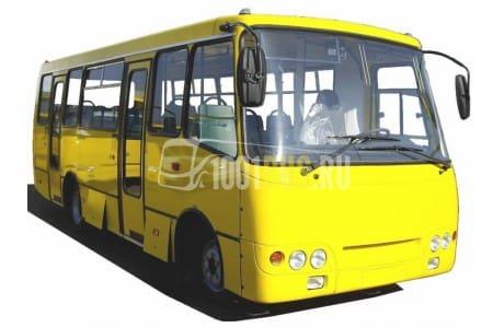 фотография Автобус Isuzu Bogdan