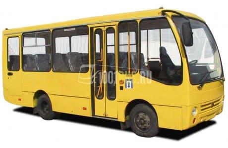 Заказ Автобус Isuzu Bogdan - фото автомобиля
