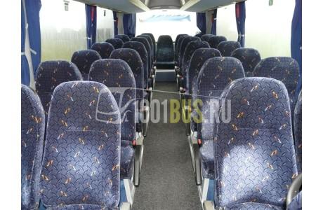 Аренда Автобус MAN Lions - фото сбоку