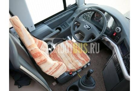 Аренда Автобус MAN Lion`s Coach - фото сбоку